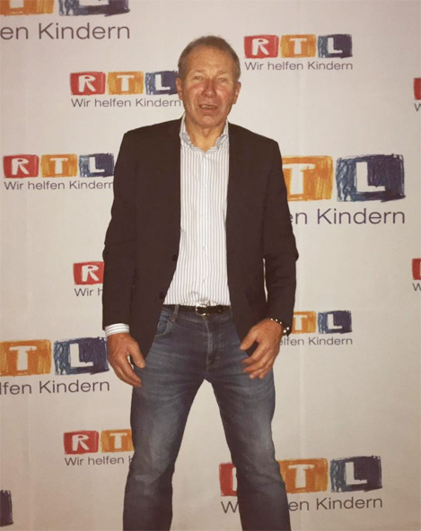 Extrempsortler Wolfgang Kulow